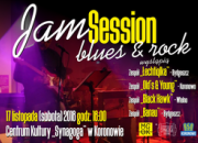 Jam Session Blues&Rock - listopad 2018
